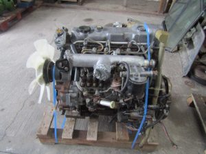 MITSUBISHI CANTER 4D34 ENGINE