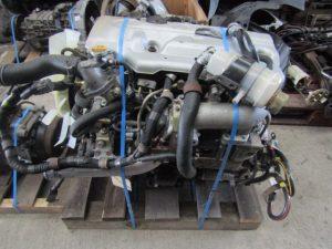 MITSUBISHI CANTER 4M42 ENGINE