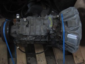 HINO 300 6 SPEED GEARBOX