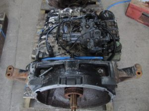MAN TGL ZF 6AS850 AUTOMATIC GEARBOX
