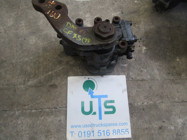 DAF CF 85 TRACTOR UNIT STEERING BOX TYPE TRW49001401/26199
