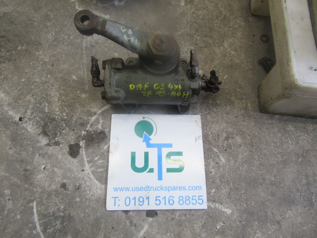 DAF GS 4X4 STEERING BOX ZF95-140H