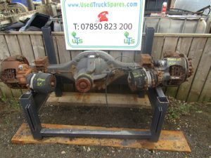 Mercedes Atego 815/818 Rear Axle HL2/430C 6.2