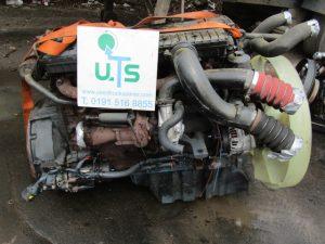 Mercedes Atego 906LA 1823/1323 Engine