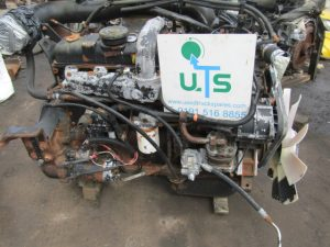 Leyland DAF 620 Manual Pump Engine