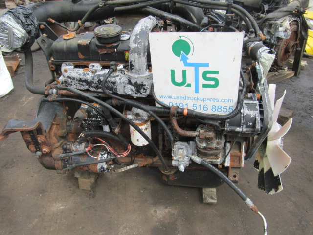 Leyland DAF 620 Manual Pump Engine