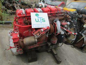 SCANIA 114 380 ENGINE