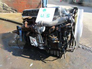 Renault Premium 420 DCI Engine