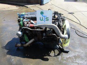 MAN TGM DO836 ENGINE