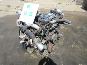 ISUZU NPR 4BD2-TC 3.9 ENGINE