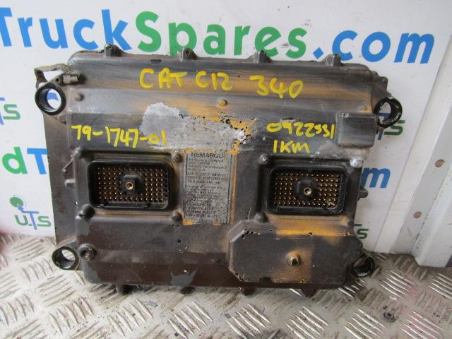 CAT C12-340 ENGINE ECU P/NO 79-1747-01