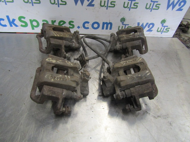 MITSUBISHI FUSO 3C11/3C13 FRONT BRAKE CALIPERS P/NO FSX14C