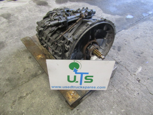 DAF LF/CF ZF 6S 1000 TO MANUAL 6 SPEED GEARBOX