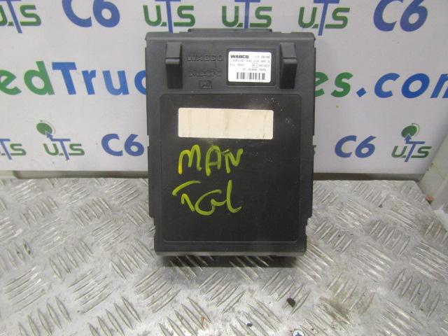 MAN TGL ZBR2 ECU P/NO 81.25806.7070