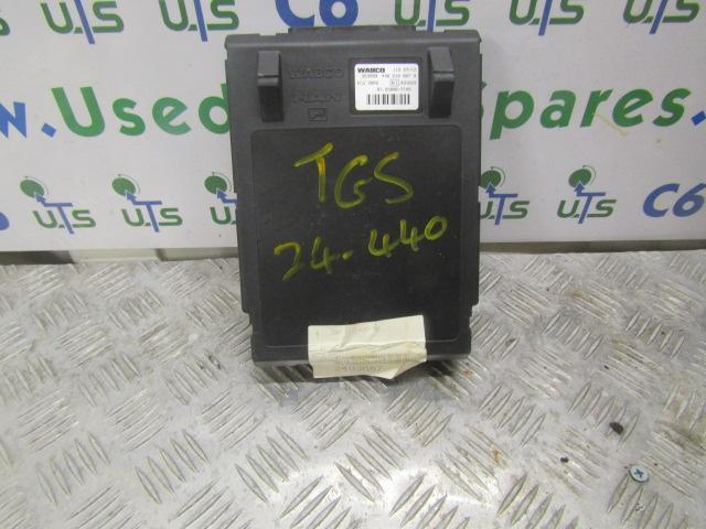 MAN TGS ZBR2 ECU P/NO 81.25806.7105